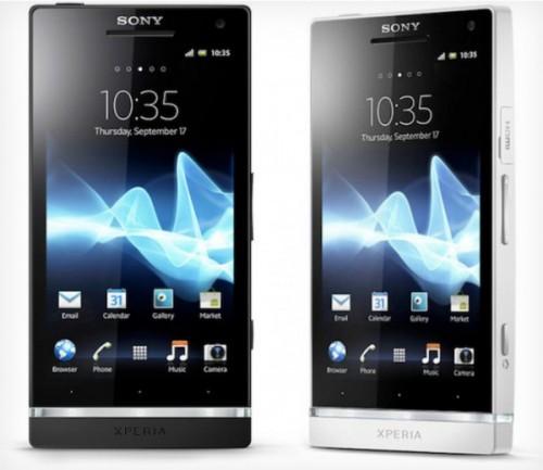 Sony Xperia S mit 12-Megapixel-Kamera, 1,5 GHz-Dual-Core-Prozessor uvm.