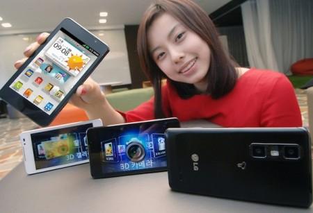 Das LG Optimus 3D Cube – Nachfolger mit 3D-Fotobearbeitung