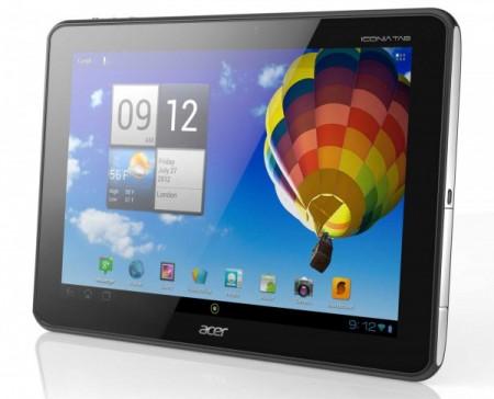 Acer Iconia Tab A510: Früher und günstiger als erwartet