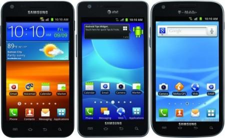 Samsung feiert 20 Millionen verkaufte Galaxy SII