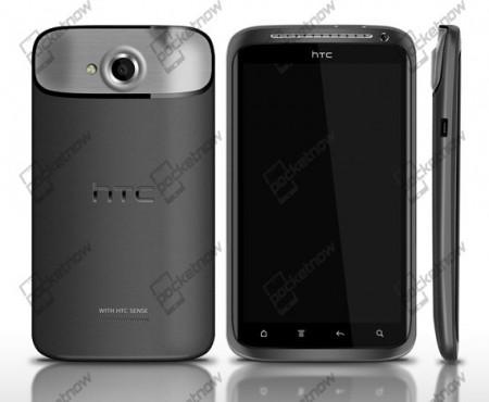 Was steckt im HTC One X?