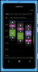 Nokia Transport als Open Beta nun erhältlich