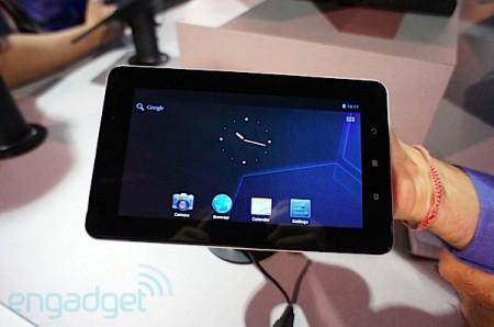 ViewSonic kommt mit Tablet auf die MWC