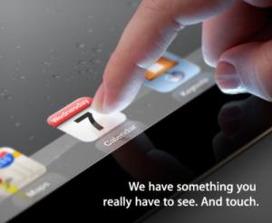 iPad 3 wird heute vorgestellt