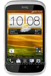 HTC Golf – Zum Einstieg gibt's Android 4.0