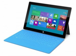 Microsoft Surface – Kampfansage an Apple's iPad