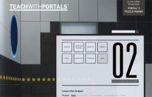 Valve mischt den Bildungsmarkt auf – Portal 2 als Buchersatz